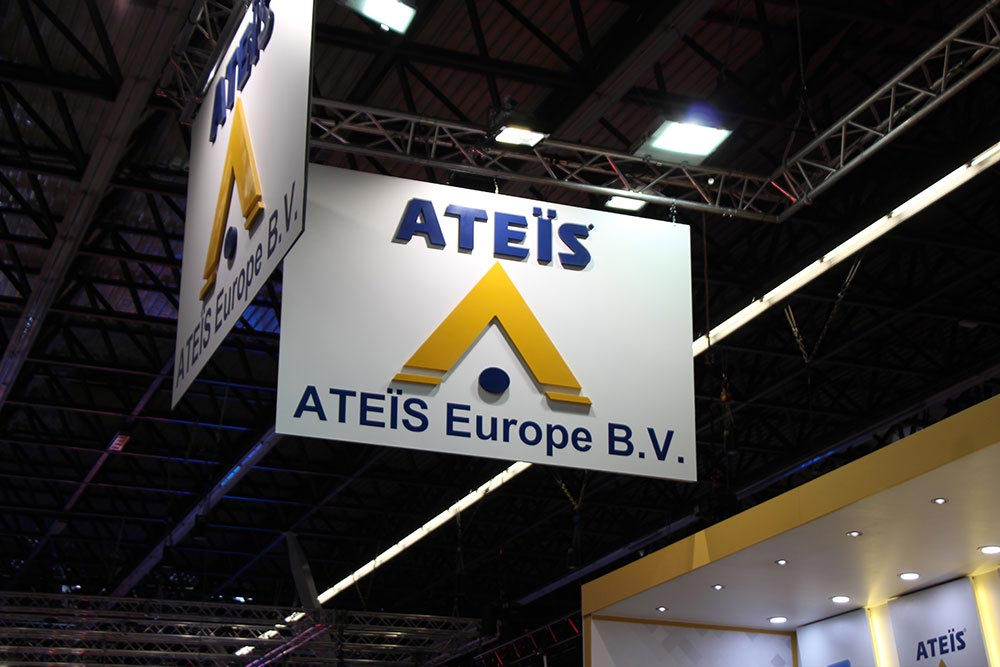 ATEÏS at ISE Amsterdam 2019