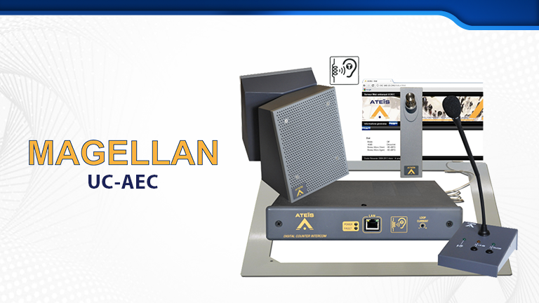 Our MAGELLAN Systems are ideally suited for secure information booths and service counters (2)