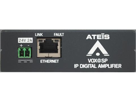 Amplified IP Audio Decoder