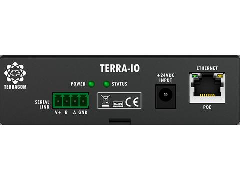 Contact I/O Terminal over IP