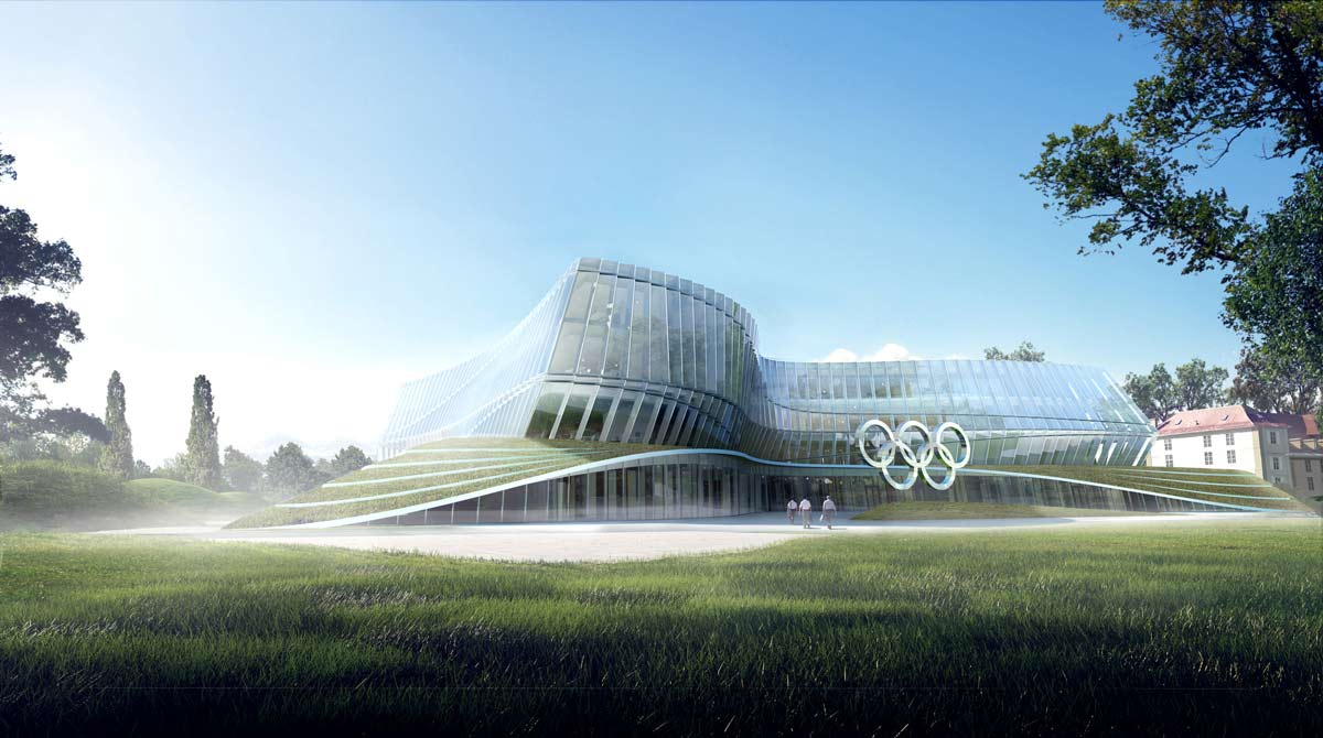 CIO International Olympic Committee