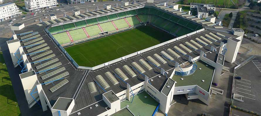 Stadium of Caen