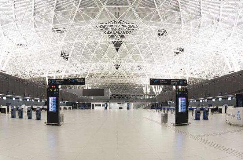 References Zagreb Airport Franjo Tuđman Ateis