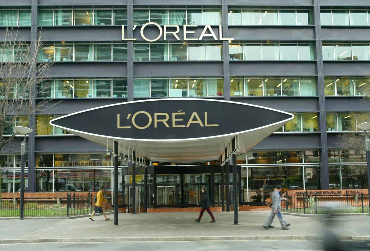 L'OREAL Production Site